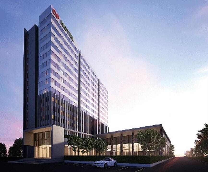 泰国正大集团CP Land公司洛坤府酒店项目,.jpg